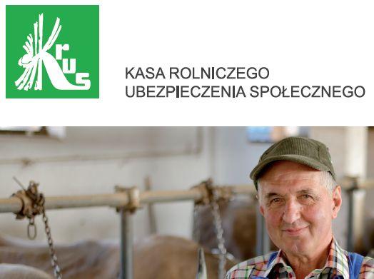 Ilustracja do informacji: Kasa Rolniczego Ubezpieczenia Społecznego