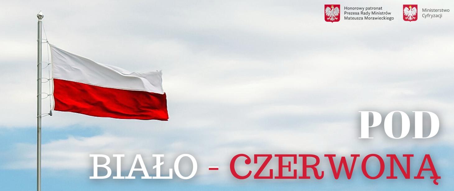 Ilustracja do informacji: Działajmy wspólnie pod biało-czerwoną flagą!