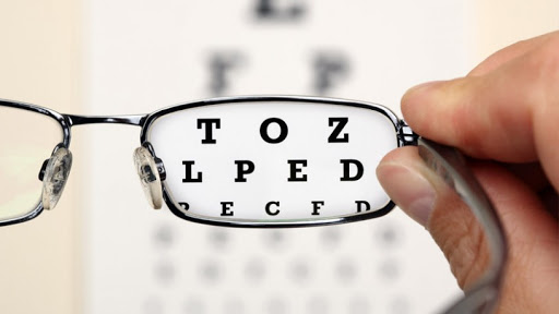 Ilustracja do informacji: Komputerowe Badanie Wzroku