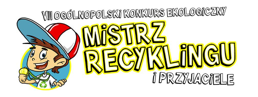 Ilustracja do informacji: Mistrz recyklingu