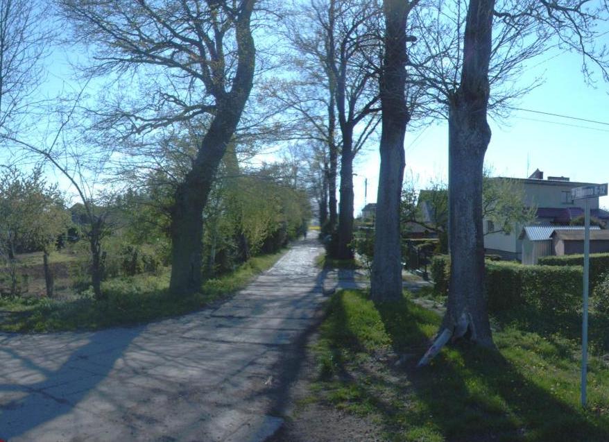 Ilustracja do informacji: Przebudowa drogi gminnej wewnętrznej w miejscowości Jasionno
