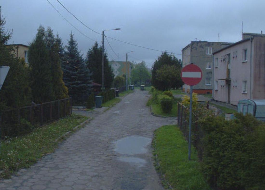 Ilustracja do informacji: Dalszy remont ulicy Osiedlowej w miejscowości Gronowo Elbląskie