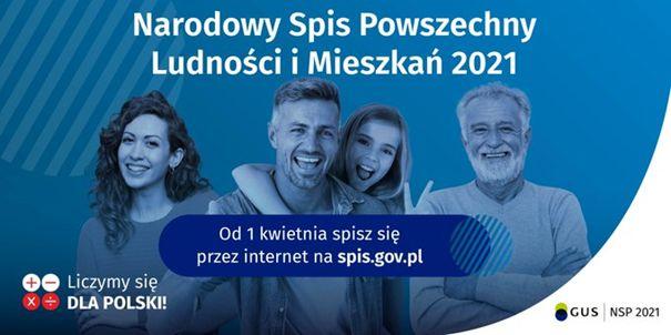 Ilustracja do informacji: Stanowisko do samospisu NSP 2021