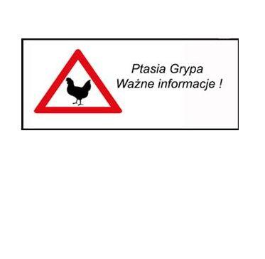 Ilustracja do informacji: UWAGA!!!! GRYPA PTAKÓW!!! NIELEGALNY OBRÓT I SPRZEDAŻ DROBIU!