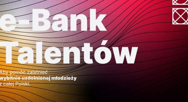 Ilustracja do informacji: e-Bank Talentów 2021