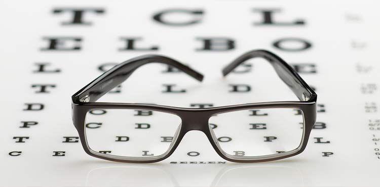 Ilustracja do informacji: Bezpłatne Komputerowe Badanie Wzroku